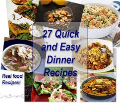 lazy budget chef 27 and easy dinner ideas for families