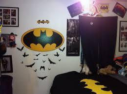 Batman Decor For Bedroom Bedroom Decor Batman Decorations Batman Bedding Twin Kids