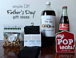 fathers day unique gifts simple diy s day gift ideas with free printable