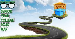 senior year college planning road map beyond tutoring