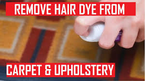 upholstery stain removal how to remove hair dye from carpet and upholstery how to remove