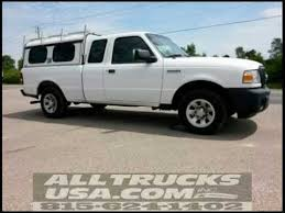 used ford work trucks for sale 2008 ford ranger work truck used in indiana for sale 815