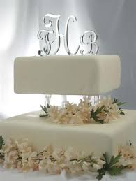 monogram cake toppers for weddings jewelry by rhonda wedding jewelry bridesmaid s jewelry cake
