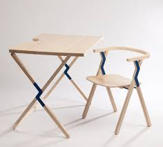 Tinkerbell Folding Chair by Magnificent Grey Folding Desk And Chair Rectangle Solid Wood Desk