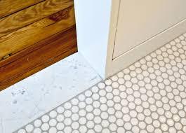 Bathroom Door Saddle  No Threshold A Door Sill Is Not Necessary - Bathroom door threshold 2
