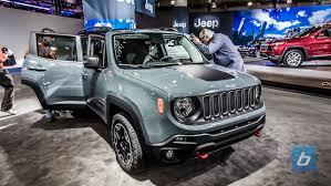 2015 jeep renegade diesel 2015 jeep renegade makes debut