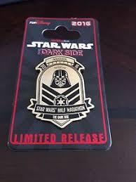 Challenge Worldstar Walt Disney World Wars Side Challenge Pin 2016 Rundisney