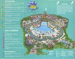 Maps Of Disney World by Blizzard Beach U0026 Typhoon Lagoon Guidemaps
