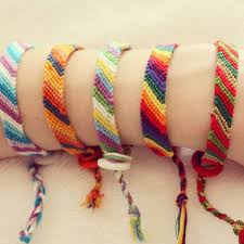 color string bracelet images Chasing fireflies colors of our weekend