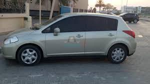 tiida nissan hatchback nissan tiida hatchback 2008 for immediate sale cars dubai