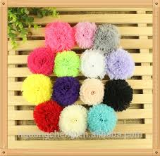 primark hair accessories 3 5cm primark hair accessories fabric chiffon flower applique
