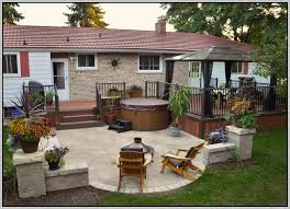 Deck With Patio Designs Nobby Small Decks And Patios Stylish Deck Patio Ideas For