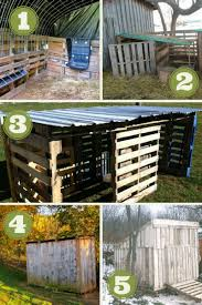 How To Build A Shed Out Of Wooden Pallets by 15 Diy Pallet Shed Barn And Building Ideas The Free Range Life