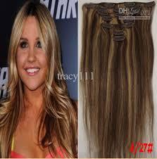 cheap hair extensions cheap 15 7pcs 70g set remy clip in human