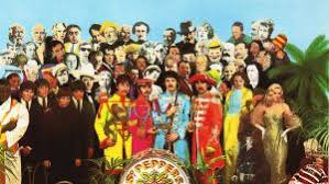 sargeant peppers album cover sgt pepper cover photo shoot the woodstock whisperer