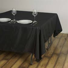 90x90 square polyester tablecloth cheap table linens decorations
