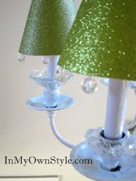 How To Make Homemade Chandelier Diy Chandelier Shades U0026 Covers In My Own Style