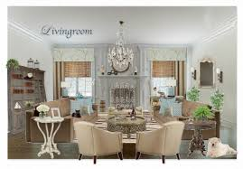 casual french country living room by designsbyvalerie olioboard
