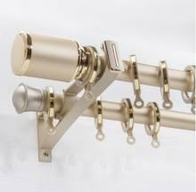 Aluminum Curtain Rod Compare Prices On Custom Curtain Rods Online Shopping Buy Low