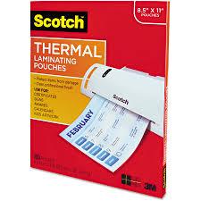 scotch thermal laminator 15 5 in x 6 75 in x 3 75 in 2 starter