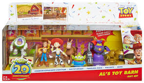 Al From Als Toy Barn Amazon Com Disney Pixar Toy Story 20th Anniversary Al U0027s Toy Barn