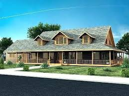 farmhouse with wrap around porch wrap around porch house ranch style house plans with porch fresh