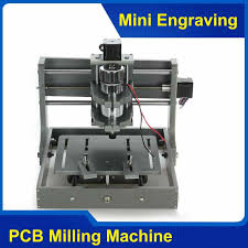Cnc Wood Cutting Machine Price In India by Pcb Milling Machine Cnc 2020b Diy Cnc Wood Carving Mini Engraving