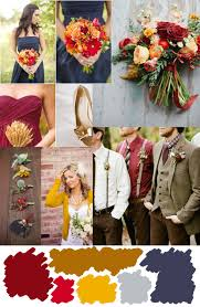 fall wedding color palette wedding wednesday fall color palette inspiration alyssa lund