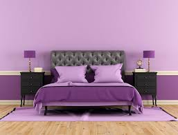 Light Purple Bedroom Bedroom Decor Purple Table Lamp Girls Purple Bedroom Purple Grey