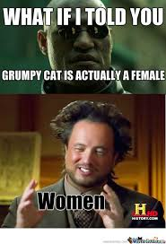 What If I Told You Meme - rmx what if i told you about grumpy cat by benkedoesit meme center