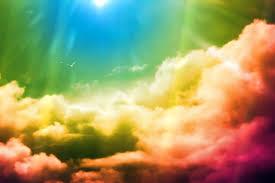 rainbow wallpaper backgrounds wallpapersafari
