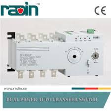 china generator switchgear auto manual switch ats panel for