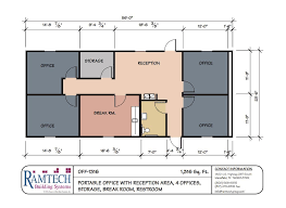 build a floor plan build a floorplan ramtech relocatable and permanent modular building