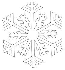 printable snowflake patterns free download