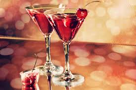 martini holiday holiday cocktails that will keep you warm as the temperatures go