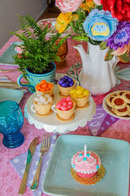 alice in wonderland tea party treats disney family