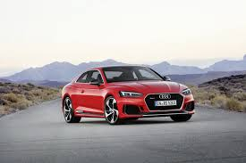 audi ads all new audi rs5 coupe from 62 900 in the uk