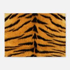 tiger print rugs tiger print area rugs indoor outdoor rugs