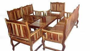 Best Wood For Outdoor Table by What Is The Best Wood To Use For Outdoor Furniture Outdoor Designs