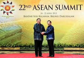 sultan hassanal bolkiah file sby dan hassanal bolkiah di bandar seri begawan 24 04 2013