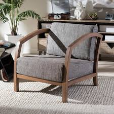 Accent Living Room Chair Linen Living Room Furniture Furniture The Home Depot