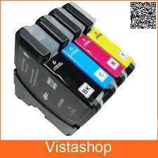 brother printer mfc j220 resetter 1set ink cartridge for brother lc975 for brother mfc j220 j265w j410