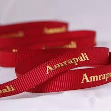 printed ribbon custom printed grosgrain ribbon