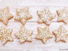 snowflake cookies gingerbread snowflake cookies b sweet