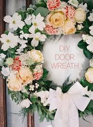 wedding wreath diy wedding wreath once wed