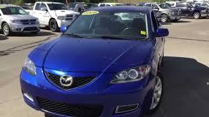 mazda pre owned 2009 mazda mazda3 gx 4door sedan automatic crosstown auto