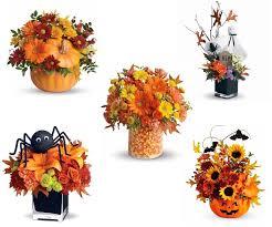 halloween floral centerpieces flower arrangements table decor