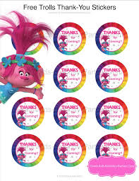 129 best trolls party images on pinterest troll party 5th