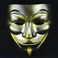 cool masks 10pcs cool masks v for vendetta anonymous
