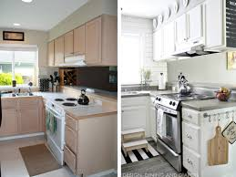 cheap kitchen makeover ideas before and after architektur country kitchen makeovers cottage kitchens u shaped